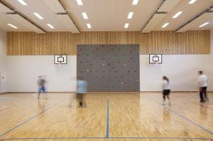 campo basquetebol