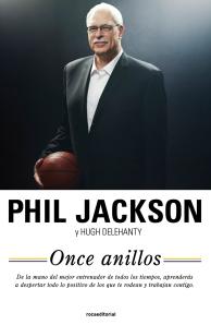Once Anillos Phil Jackson