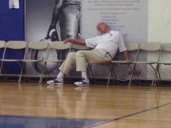 Sleeping Coach