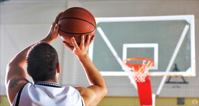 lançamento basquetebol