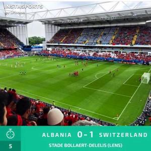 Albania Suiça