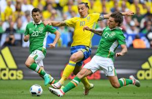 Ibrahimovic Irlanda Suécia