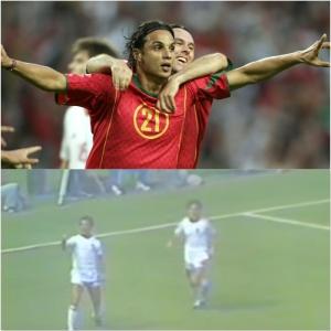 Nuno Gomes 2004 e Nené 1984