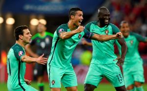 Portugal na final