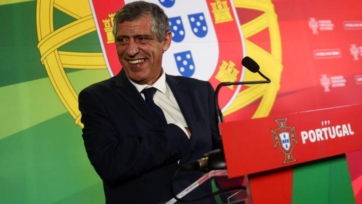 Resultado de imagem para Fernando Santos garante que ninguém está excluído da seleção