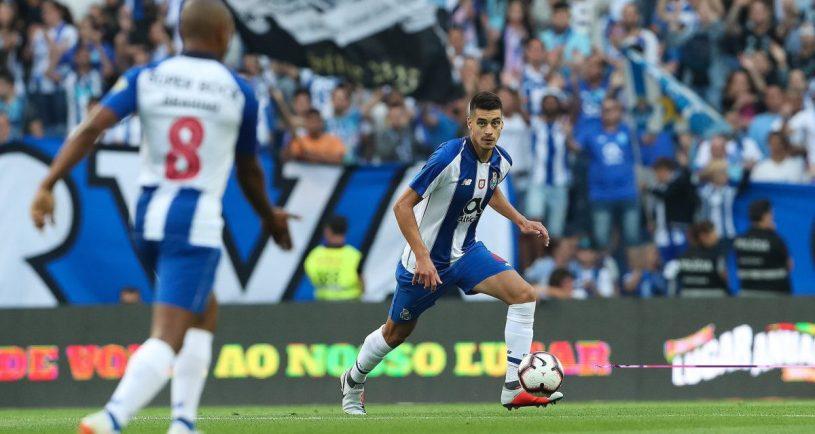 Diogo Leite FC Porto