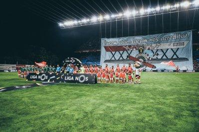 SC Braga v Sporting